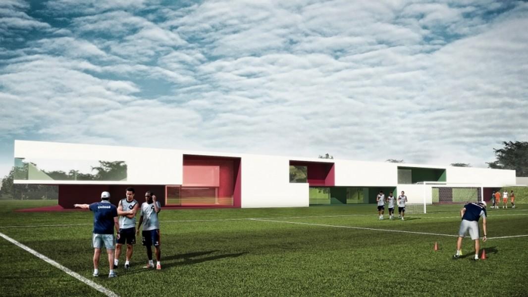 Fluminense CT de Base CTVL